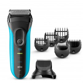 Braun Series 3 Shave&Style 3010BT Wet & Dry shaver with trim