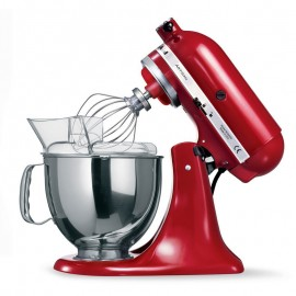 KITCHEN AID ARTISAN STAND MIXER 4.8L EMPIRE RED