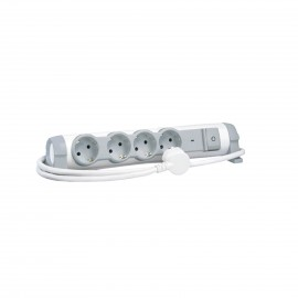 LEGRAND MULTI-OUTLET EXTENSION-4X2P+VSP - 1.5M