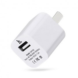 HOCO UH102 FAST ADAPTER CHARGING/WHITE