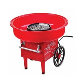 Super Chef Cotton Candy Maker 500W Red