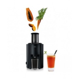 BRAUN JUICE EXTRACTOR 800 W BLACK