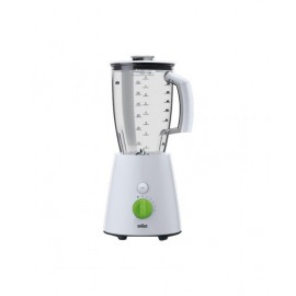 BRAUN BLENDER TRIBUTE COLLECTION 800 W  1.75 L WHITE