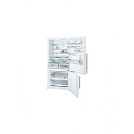 BOSCH REFRIGERATOR 2 DOORS 26CF WHITE BOTTOM FREEZER