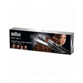BRAUN STRAIGHTENER SATIN-HAIR SERIES 5, MULTI STYLE, 200?C