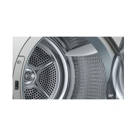 BOSCH DRYER CONDENSER 8KG STAINLESS STEEL