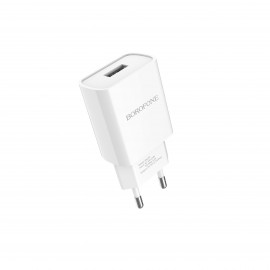 BOROFONE SINGLE PORT CHARGER USB