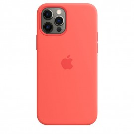 APPLE SILICON CASE FOR IPHONE 12/12 PRO PINK
