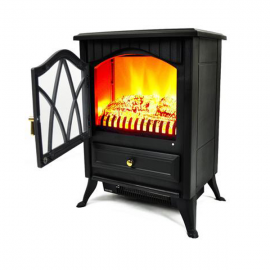 BLUEBERRY HEATER FAN FIREPLACE 2000 W