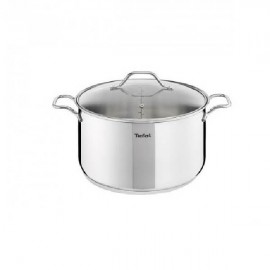 Tefal Stewpot Intuition 28Cm Stainless Steel
