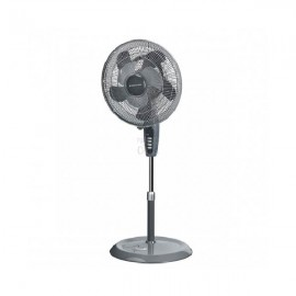 Bionaire, Stand Fan Dual Blade Remote Control Grey