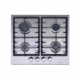 SUPER CHEF HOB 60CM INOX CAST IRON