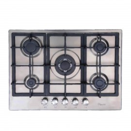 SUPER CHEF HOB 70CM CAST IRON STAINLESS
