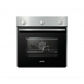 GORENJE OVEN GAS GAS 60CM STAINLESS WITH FAN