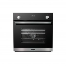 GORENJE OVEN 60 CM DIAMOND DESIGN GLASS BLACK