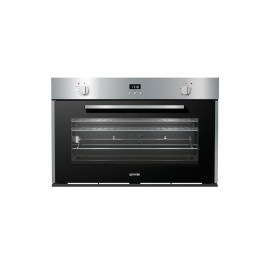 GORENJE OVEN 90CM GAS GAS . BAND F9XL DESIGN - STAINLESS STE