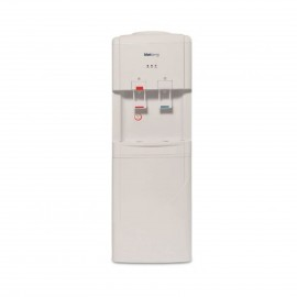 Blueberry Water Dispenser 2 Taps Without Cabinet White