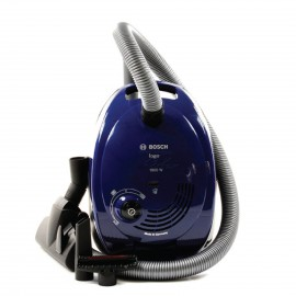 BOSCH VACUUM CANISTER- 1800WATTS-3.5LITERS- BLUE COLOR