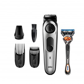 braun 6-in-1 All-in-one Trimmer 3 MGK3221, Beard Trimmer for