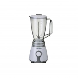 Black & Decker Blender 1.5L 300W White