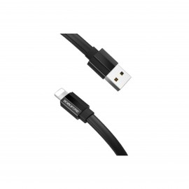 BOROFONE GLORY CHARGING DATA CABLE FOR LIGHTNING BLACK