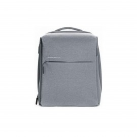 MI CITY BACKPACK - LIGHT GREY