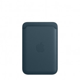 APPLE LEATHER COVER WALLET BLUE IPHONE 12