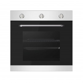 CAMPOMATIC Oven 60 cm Gas 80L Convection Safety Stainless