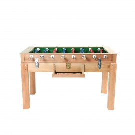 NEW FITNESS LINE PROFESSIONAL WOOD SOCCER TABLE NO COINS