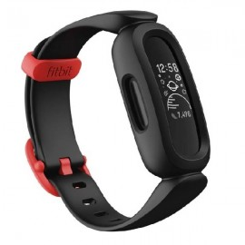 FITBIT Ace 3 Activity Tracker - Black/Racer Red