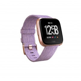 FITBIT VERSA (NFC), SPECIAL EDITION, LAVENDER WOVEN ROSE GOL