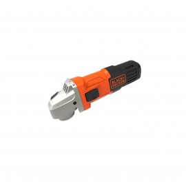 BLACK & DECKER 115MM - 650W SMALL ANGLE GRINDER