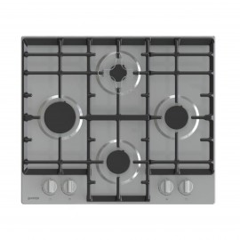 GORENJE Hob Gas 60cm Electric Ignition Stainless Steel