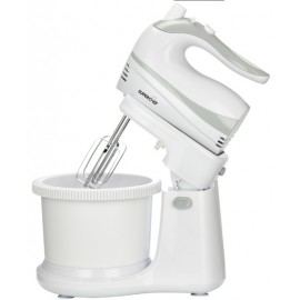 Super Chef Hand Mixer 500w 5 Speeds 3L Bowl