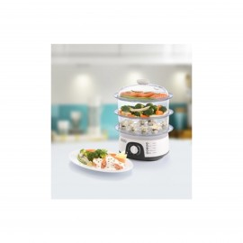 Black & Decker Food Steamer 10L 3 Tiers 775W