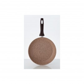 Falez Frying Pan 30 Cm Granite Beige