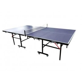 JOEREX TABLE TENNIS WITH WHEELS,NET & CLAMPS
