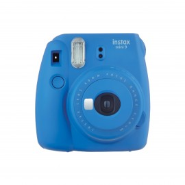 INSTAX MINI 9 CAMERA COBALT BLUE INSTANT CAMERA