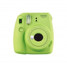 INSTAX MINI 9 CAMERA LIME GREEN INSTANT CAMERA