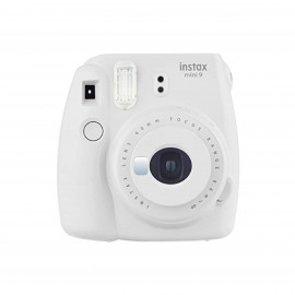 INSTAX MINI 9 CAMERA SMOKY WHITE INSTANT CAMERA