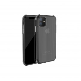 HOCO FASCINATION PROTECTIVE CASE FOR IPHONE 11 P MAX - BLACK