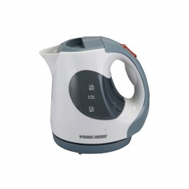 Black & Decker Kettle 1L 1200W White