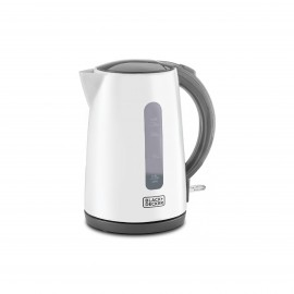 Black & Decker Kettle 1.7L 2200W White