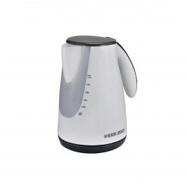 Black & Decker Kettle 1.7L 2000W White