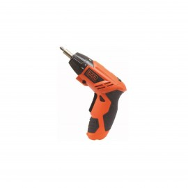 Black & Decker Cordless Electric Screw Driver 4.8V