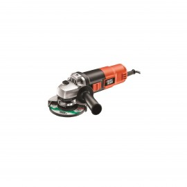 BLACK & DECKER 115MM - 820W SMALL ANGLE GRINDER