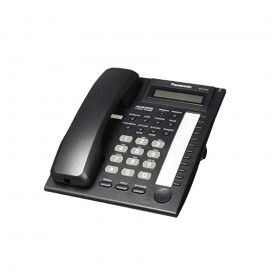 PANASONIC CORDED PHONE, SPEAKERPHONE ,CALLER ID