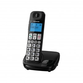 PANASONIC CORDLESS PHONE WITH CALLER ID LARGE BUTTONS