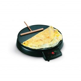 SUPER CHEF CREPE MAKER MACHINE  1000 W TEFLON COATED / VARIA