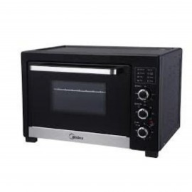 Media Electric Oven 50L 1800W 230C Black